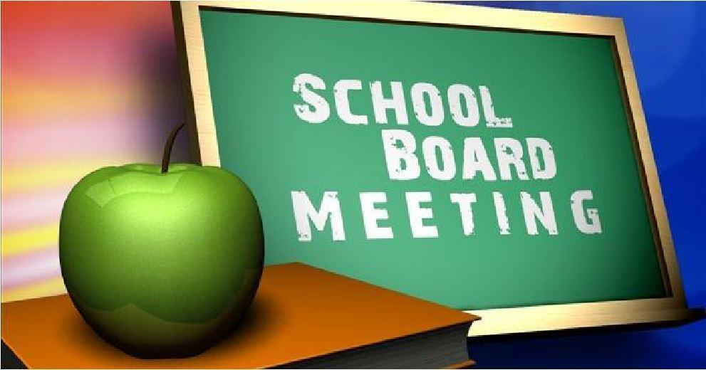 9/28 Emergency School Board Meeting