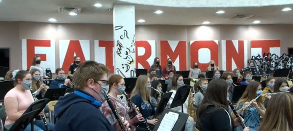 Fairmont Jr-High Band