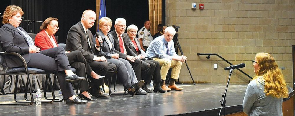 Supreme Court Visits Fairmont