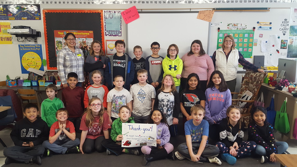 Mrs. Luhmann's 4th grade